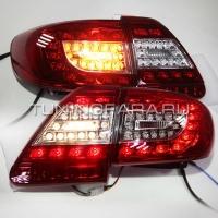 Задние фонари Тойота Королла 2011-2012 V6 type
