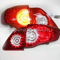 Задние фонари Тойота Королла 2008-2010 V3 Type