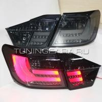 Задние фонари Тойота Камри V6 type