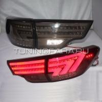 Задние фонари Тойота Хайлендер U50 2014-2016 V10 Type