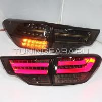 Задние фонари Тойота Хайлендер U50 2014-2016 V8 Type