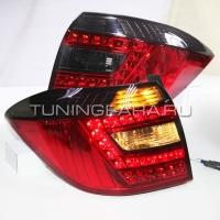 Задние фонари Тойота Хайлендер 2007 - 2010 V1 Type