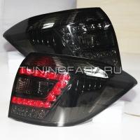Задние фонари Тойота Хайлендер 2007 - 2010 V2 Type