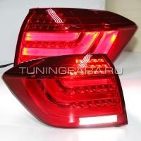 Задние фонари Тойота Хайлендер 2011-2013 V5 Type