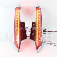 Задние фонари Ниссан Х-Трейл Т32 2014-2016 V2 type