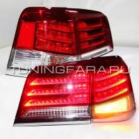 Задние фонари Лексус LX570 V1 type
