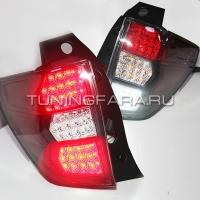 Задние фонари Субару Форестер V6 type
