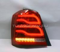 Задние фонари Тойота Хайлендер XU20 2003-2006 V12 Type