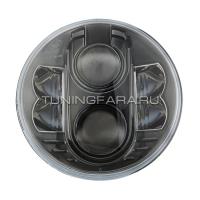 "Передние фары Джип Вранглер (7"" 48 ВТ | УАЗ / ВАЗ / Нива / Ниссан / Defender ) V3 type"