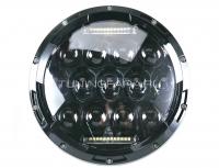 Передние фары Джип Вранглер (75 ВТ | УАЗ / ВАЗ / Нива / Ниссан / Defender ) V5 type