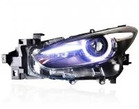 Передние фары Мазда 3 V6 type