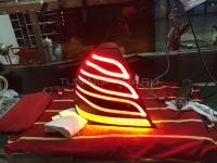 Задние фонари Равон Нексия 2016-2018 V1 Type