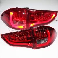 Задние фонари Мицубиси Паджеро Спорт 2010-2012 V3 type