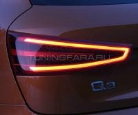 Задние фонари Ауди Q3 2013-2017 V1 type
