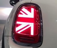 Задние фонари Мини F55 F56 Union Jack 2013-2018 V1 type [Комплект Л+П; Светодиодные; динамичный поворотник]