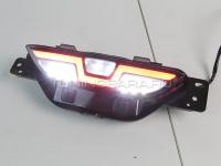 Светодиодные КАТАФОТЫ в задний бампер Тойота C-HR 2017-2020 V4 type [Комплект Л+П; светодиодные габариты + стоп сигнал+задний ход]