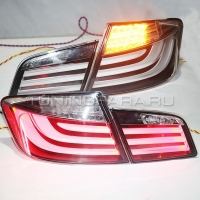 Задние фонари БМВ 5 серии F10 F18 520 525 530 535i LED 2010-2013 V1 type