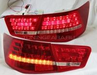 Задние фонари Киа Церато 2009-2013 V2 type [Комплект Л+П; светодиодные]
