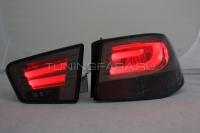Задние фонари Киа Церато 2009-2013 V3 type [Комплект Л+П; светодиодные]